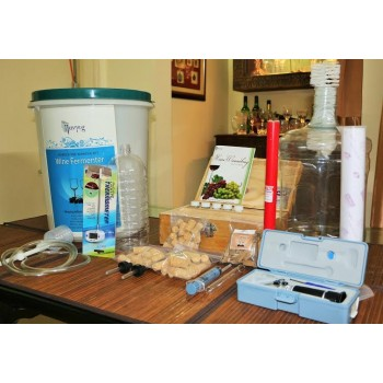 Home Wine Making Kit - Deluxe Kit