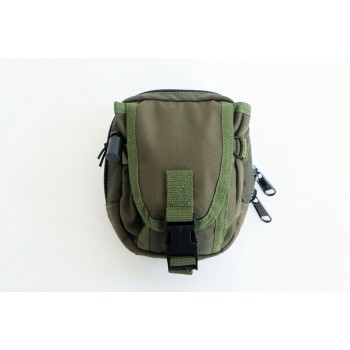 Waist Pouch Color - Dark Olive Green