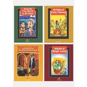 Story Books (Pack of 4)