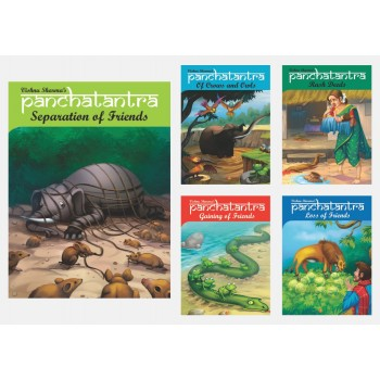 Panchtantra - (Set of 5)