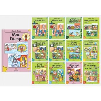Classic Tales (Set-1) English