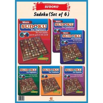 So-Doku(Special-Offer set of 6 books)