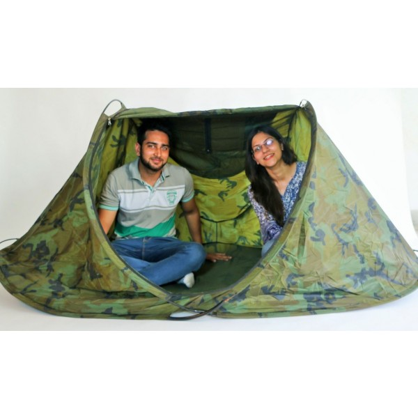 Two - Man Pup Tent  sc 1 st  Olive Trolley & Two - Man Pup Tent - Olivetrolley