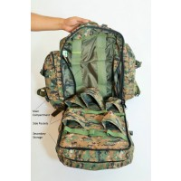 First Aid Haversack (medical)
