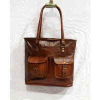 Handmade shoulder bag for womens