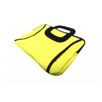 Yellow Neoprene Bag