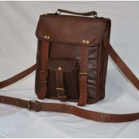 Unisex satchel bag