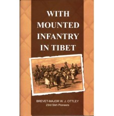 With Mounted Infantry in Tibet