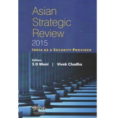 Asian Strategic Review - 2015