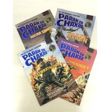 Comic Book Series - Param Vir Chakra