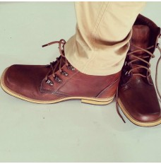 Goat leather Desert Ankle boots