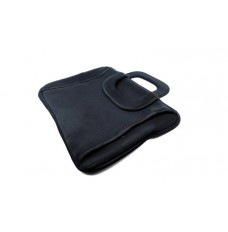 Black Neoprene Bag