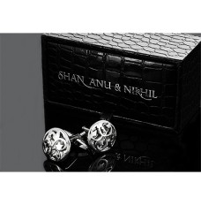 Shantanu & Nikhil cuff links