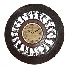 Boardroom Ethnic wall clock