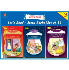 Let's Read- Story Books Set 3 (Set of 3 Books)