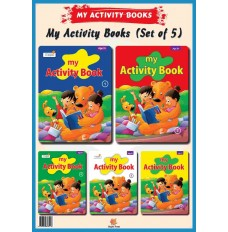 My Activity Book 1-5 (set of 5 books)