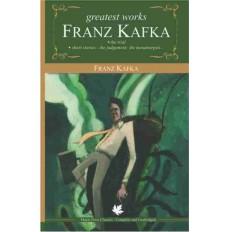 Greatest Works Franz Kafka