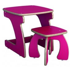 KIDDO TABLE AND CHAIR SET