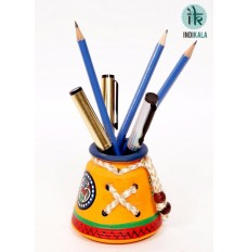 Indikala Yellow Pen stand