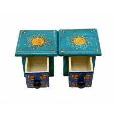 Indikala Set of Two Separate Mini Drawers