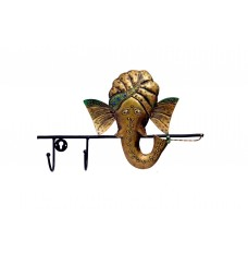 Ganesha Multipurpose Key Ring Holder ( 13 Inches wide)