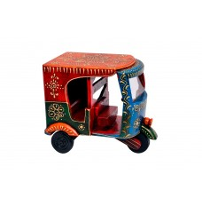 Mangowood Decorative Auto Rickshaw