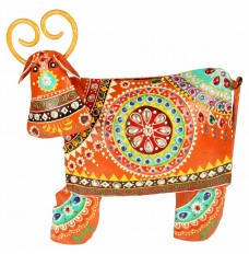 Handpainted Buffalo