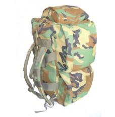 Duffal Bag Cammo