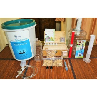 Home Wine Making Kit - Basic Kit